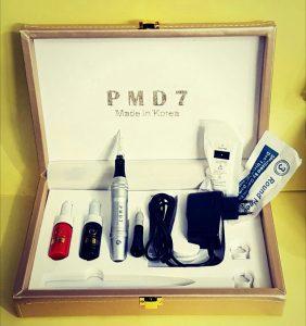 دستگاه تاتو PMD7 نقره ای